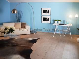 Einfamilienhaus Rottach-Egern von Home Staging Tegernsee Rustikal