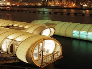 Iates e jatos  por Wilk-Salinas Architekten BDA