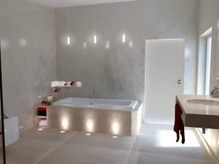 Bagno in stile  di Design by Torsten Müller
