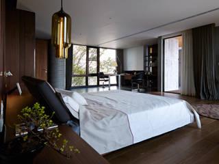 Camera da letto in stile in stile Asiatico di LEICHT Küchen AG