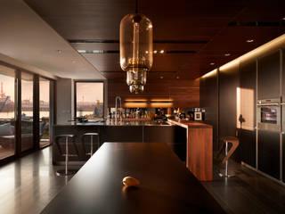 Modern dining room by LEICHT Küchen AG Modern