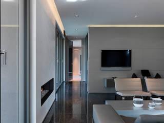 Livings de estilo moderno de LEICHT Küchen AG Moderno