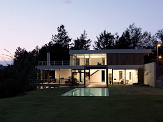 บ้านและที่อยู่อาศัย โดย LEICHT Küchen AG,
