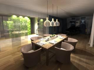 visualisierung essbereich:  Esszimmer von innenarchitektur s. kaiser