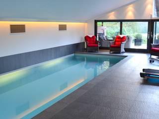 Schwimbad: moderner Pool von RON Stappenbelt, Interiordesign