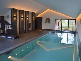 Pool Modern pool by RON Stappenbelt, Interiordesign Modern