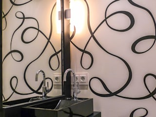 Baños de estilo  por homify, Moderno