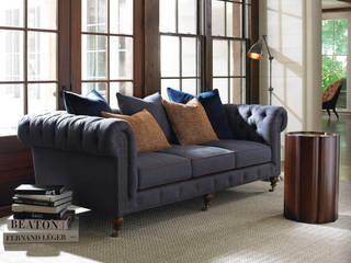 Caracole Furniture Sweets & Spices Dekoration und Möbel WohnzimmerSofas und Sessel Blau
