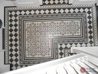 Corridor & hallway by Kolory Maroka, Mediterranean
