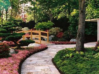Jardines de estilo moderno de Kirchner Garten & Teich GmbH Moderno