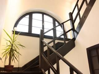 Waas.sche-Fabrik Industriale Veranstaltungsorte von ligthing & interior design Industrial
