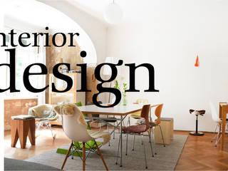 Privatwohnung G:   von ALBERT + GUCCIONE interior design