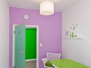 Projekty,  Kliniki zaprojektowane przez schulz.rooms