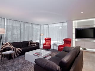 Living room by schulz.rooms