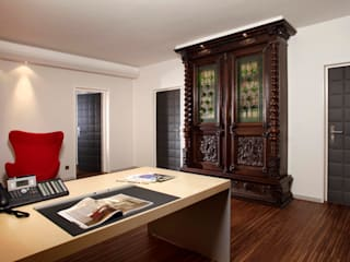 Study/office by schulz.rooms,