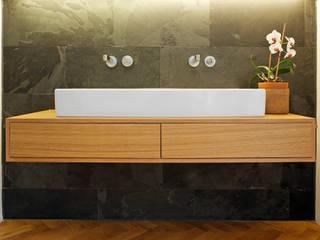 modern Bathroom by Plan W GmbH | Werkstatt für Räume