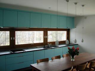 Villa F:  Küche von Architektur & Interior Design