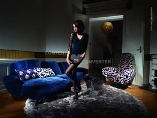 Living room by Bretz Wohnträume GmbH