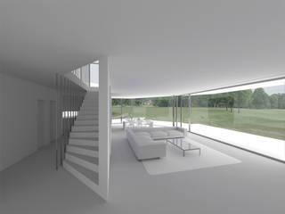 Salones de estilo  de Hackenbroich Architekten