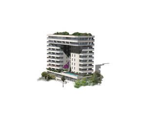 Modern Houses by Hackenbroich Architekten Modern