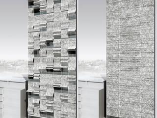 Golf's Tower Moderne Häuser von Hackenbroich Architekten Modern
