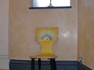 de Tatjana von Braun Interiors Ecléctico