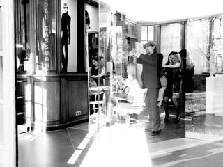 Carlos Hair Klassische Ladenflächen von Tatjana von Braun Interiors Klassisch