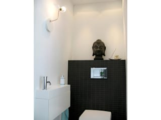 Marike project Nieuwersluis Landelijke badkamers van Marike Landelijk