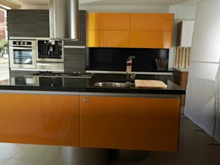 Aura Cocinas KitchenCabinets & shelves