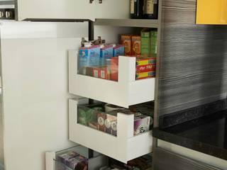 Aura Cocinas의 현대 , 모던
