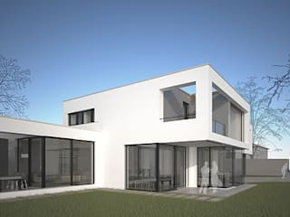 GALLIST ARCHITEKTEN GmbH Modern houses