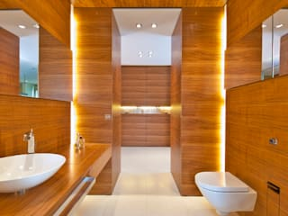 Gästebad Klassische Badezimmer von innenarchitektur-rathke Klassisch