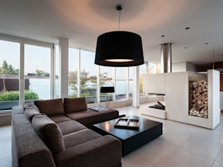 Living room by innenarchitektur-rathke