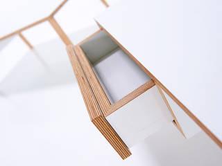 Rohstoff Design 客廳邊桌與托盤