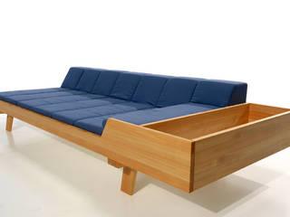 Rohstoff Design 客廳沙發與扶手椅