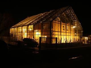 Haus im Glashaus, Nettetal: ausgefallene Häuser von Klaus Schmitz-Becker Architekt