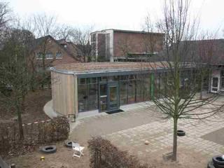 Kita in Düsseldorf:  Schulen von Klaus Schmitz-Becker Architekt