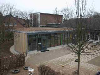 Eclectic style schools by Klaus Schmitz-Becker Architekt Eclectic