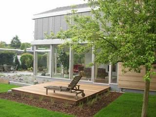 Wohnhauserweiterung in Viersen Ausgefallene Häuser von Klaus Schmitz-Becker Architekt Ausgefallen