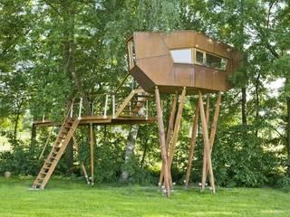Casas ecléticas por Andreas Wenning dipl.-ing. Architekt