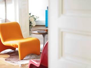 Raum: moderne Wohnzimmer von styleElements