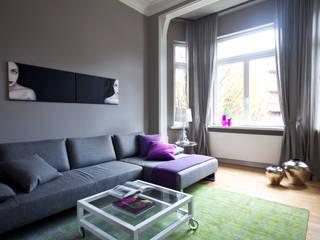 Гостиная в . Автор – schulz.rooms