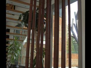 BIOMBO DE BAMBOO ARTYMETAL SalonesAccesorios y decoración