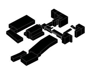 Berlin Loft:  Wohnzimmer von marc benjamin drewes ARCHITEKTUREN,Industrial