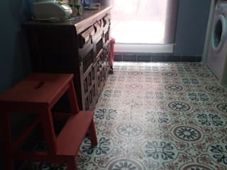 von Crafted Tiles Kolonial