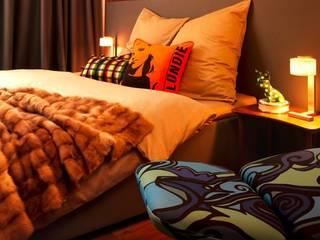 Conni Kotte Interior:  tarz Yatak Odası
