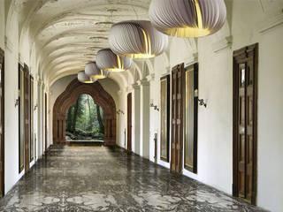 limpalux Corridor, hallway & stairs Lighting
