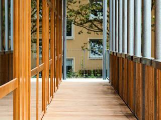 Neubau einer Kindertagesstätte in Passivbauweise von A-Z Architekten