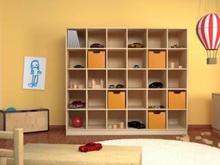 Schrankplaner GmbH:  tarz Yatak Odası