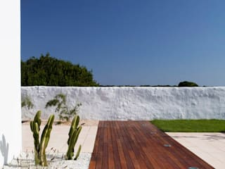 Jardines de estilo mediterráneo de dom arquitectura Mediterráneo